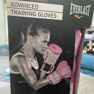 Advanced Training Gloves Pink 🥊